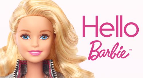 Hello Barbie | WiFi Midden Nederland